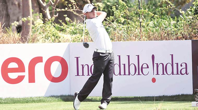 Emiliano Grillo, Emiliano Grillo news, Emiliano Grillo updates, India Open, India Open schedule, India Open results, sports news, golf, Indian Express