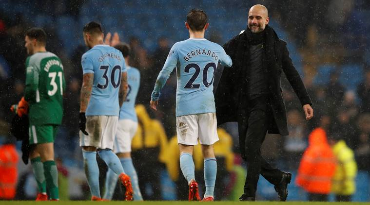 Pep Guardiola says he could not have imagined Manchester City Premier League title runaway