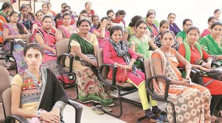 These volunteers will help Gujarat Police battle crime against women in every village