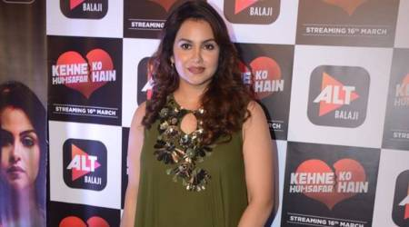 Gurdeep Kohli at Kehne Ko Humsafar Hai launch photos
