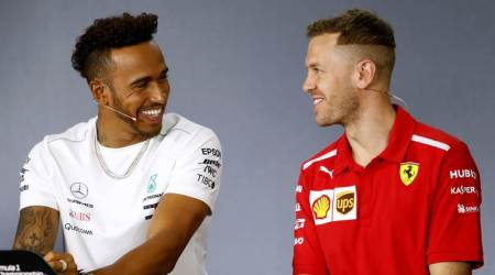 Lewis Hamilton, Sebastian Vettel savour competing against the 'best'