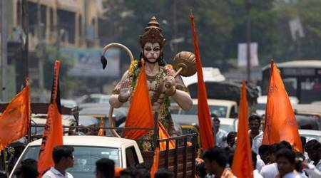 Hanuman Jayanti: In Kolkata, few rallies taken out by apolitical groups; BJP, VHP keep it low-key