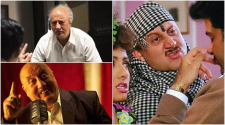 "Anupam Kher's Bollywood journey proves that ""kuch bhi ho sakta hai"""
