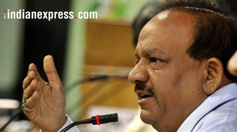 Harsh Vardhan on separate time zones in India