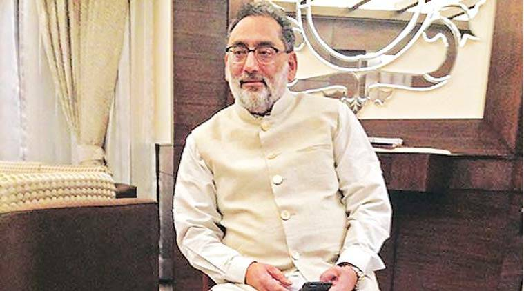 My speech not against party position, says Haseeb Drabu