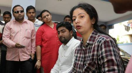 Mohammed Shami's wife Hasin Jahan spoke to reporters in Kolkata