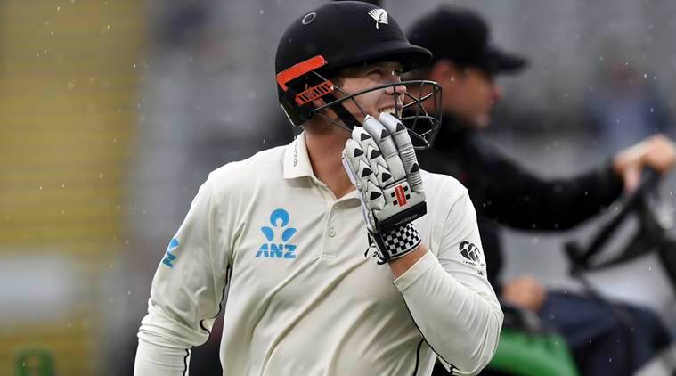 Blackcaps vs England: First test, day three
