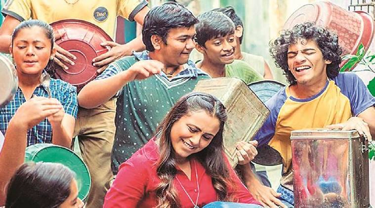hichki movie, hichki music review, indian express, bollywood movies, bollywood music, rani mukerji, jasleen royal, hindi movies, yashraj films