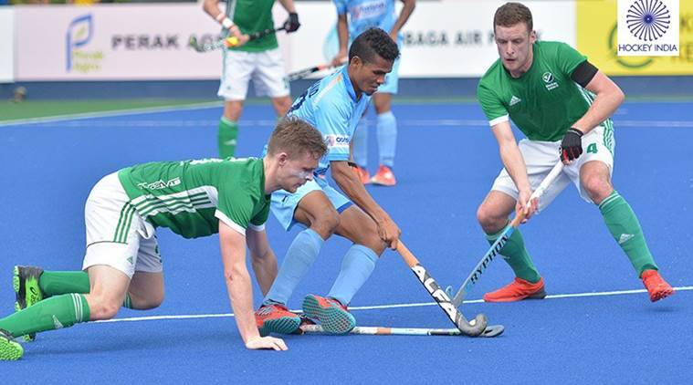 Azlan Shah Cup: India beat Ireland 4-1 to finish fifth