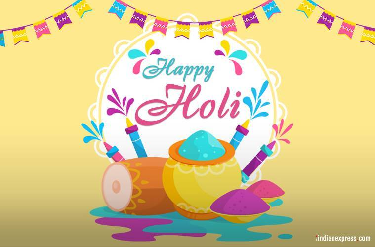 Happy holi 2018 photos images greetings wishes messages the indian holi 2018 holi wishes holi messages holi whatsapp messages holi facebook pictures m4hsunfo