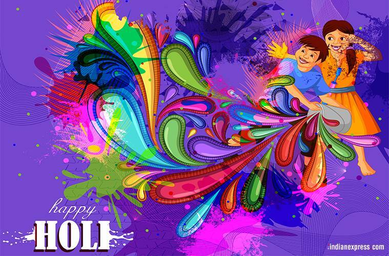 Happy Holi 2018 Photos Images Greetings Wishes Messages