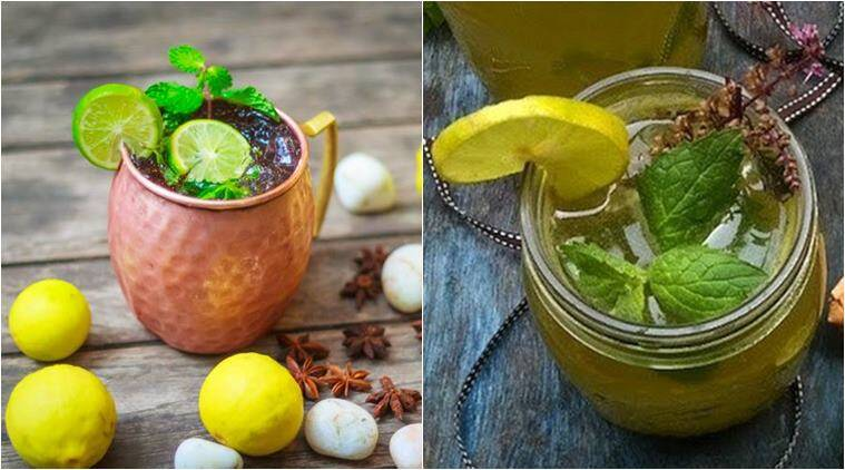 Holi detoxification, how to detoxify after holi, holi hangover, holi sweets, holi lose weight, holi drinks, holi lemon water, indian express, indian express news
