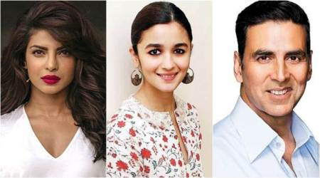 Happy Holi: Priyanka Chopra, Akshay Kumar, Alia Bhatt wish their fans a colour-filled day