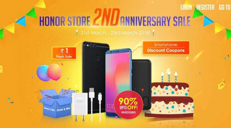 Honor Store 2nd anniversary sale, Honor 9 Lite offers, Honor 7X offers, Honor 9 Lite price, Honor 7X price, Honor Store India, Honor 9 Lite specifications, Honor 9 Lite specifications