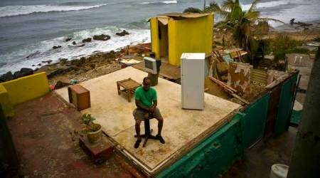 Six months after Hurricane Maria, Puerto Rico pleads forhelp