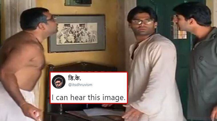 I can hear this image, Twitter trending, Twitter trending stories, Indian twitter, Indian Twitter trending, Indian Twitter tweets, I can hear this image Janice, Indian Express, Indian Express news