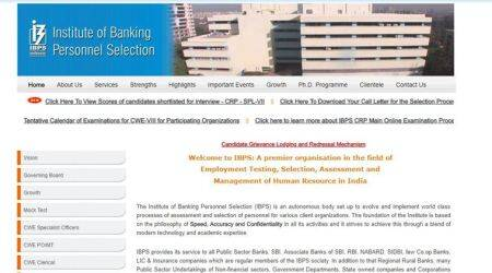 IBPS CRP SPL VII scores 2018 released for candidates qualified for interview, check atibps.in