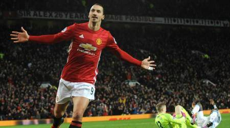 Zlatan Ibrahimovic to leave Manchester United for LA Galaxy: Reports