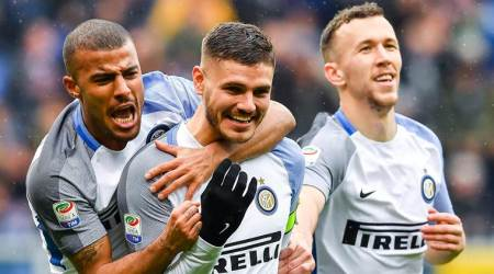 Mauro Icardi passes two century marks; Napoli reignite title hopes