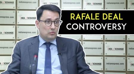 Idea Exchange: French Ambassador – Alexandre Zeigler On The Rafale Deal Controversy