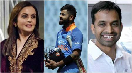 #ie100: Virat Kohli, Pullela Gopichand, Nita Ambani most powerful in sports