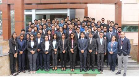IIM-Sirmaur student offered Rs 53 lakh annual pay
