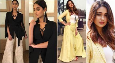Ileana D'Cruz shows how flared pants are a fashionable answer to summer heat