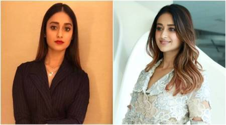Raid promotions: Ileana D'Cruz in matching co-ords or floral cutwork dress?