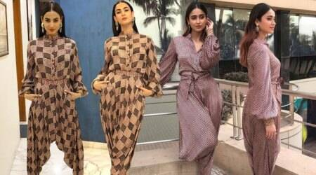 Ileana D'Cruz, Sonal Chauhan, Punit Balana, Ileana D'Cruz fashion, Sonal Chauhan fashion, Ileana D'Cruz style, Sonal Chauhan style, Ileana D'Cruz latest photos, Sonal Chauhan latest photos, Ileana D'Cruz latest news, Sonal Chauhan latest news, Ileana D'Cruz images, Sonal Chauhan images, celeb fashion, bollywood fashion, indian express, indian express news