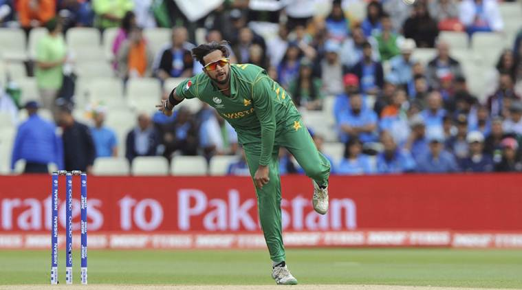 PSL 2018: Imad Wasim declared 'stable' after mildconcussion