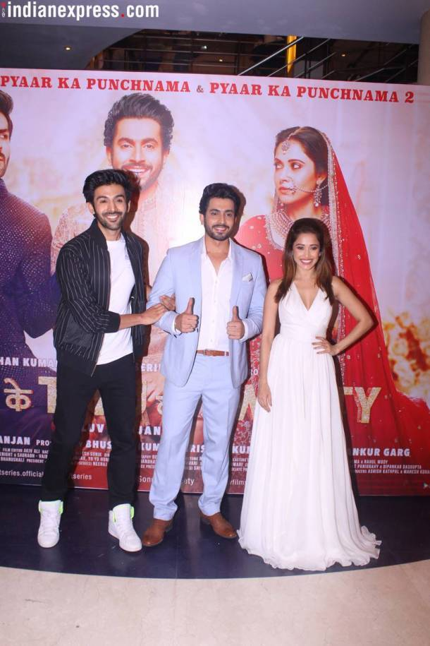 sonu ke titu ki sweety success party