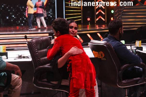 Ajay Devgn and Ileana D'Cruz promote Raid on Super Dancer 2