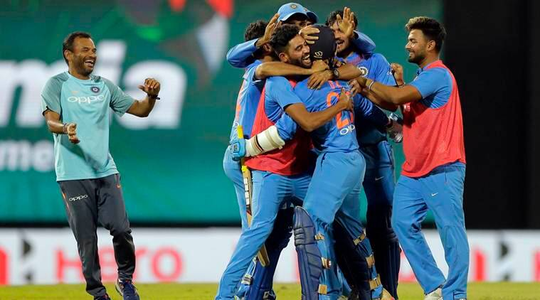 India vs Bangladesh, Ind vs Ban, Dinesh Karthik, Nidahas Trophy, sports news, cricket, Indian Express