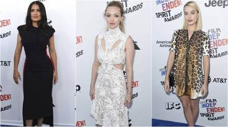 Independent Spirit Awards 2018: Salma Hayek to Amanda Seyfried, the best and worst dressed celebrities