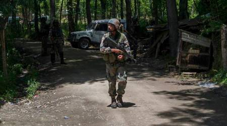 Foreign militant held in Kupwara by Army and Police