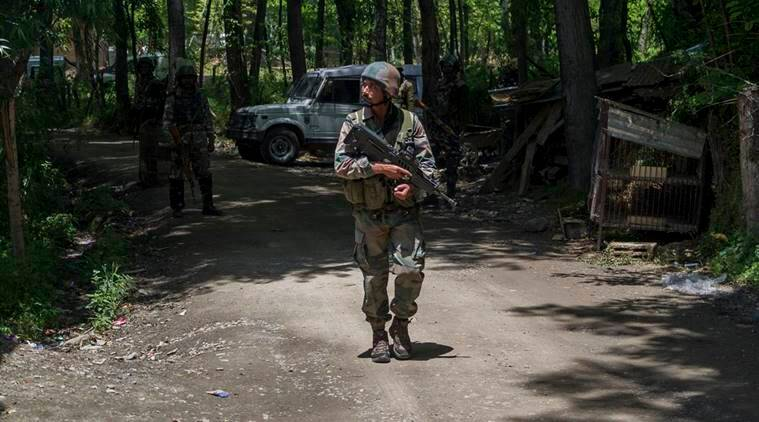 J-K: At least five militants killed as army foils infiltration bid in Tangdhar
