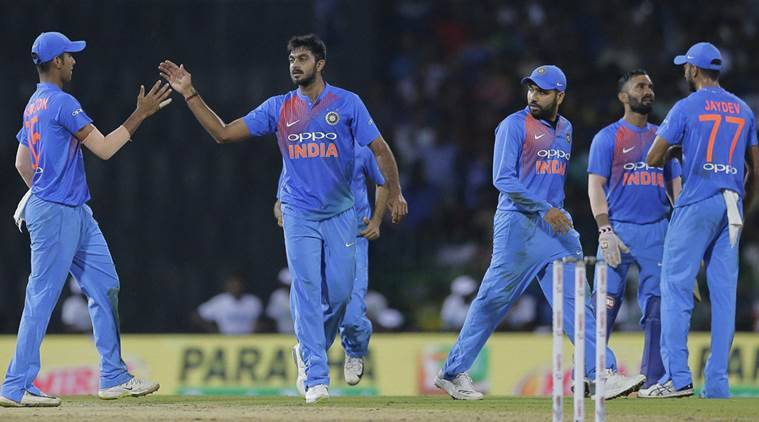 India will play against Bangladesh in the T20I tri-series.