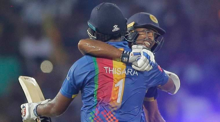 India vs Sri Lanka, Ind vs SL, SL vs Ind, Thisara Perera, Kusal Perera, Shardul Thakur, sports news, cricket, Indian Express