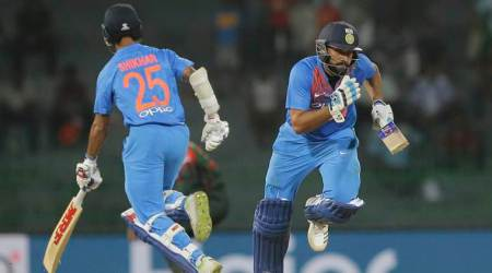 Rohit Sharma, Shikhar Dhawan key to India's game-plan in Asia Cup: Brett Lee