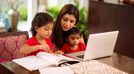 parentig, indian parents, parents helping kids, Global Parents Survey, indian parenting style, indian kids education, indian family system, lifestyle news, indian express