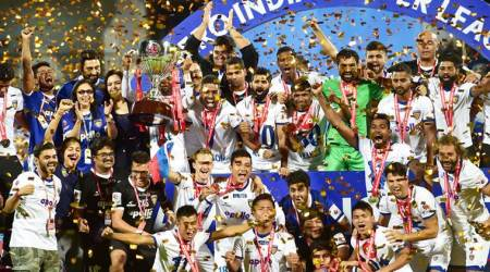 Chennaiyin FC, Chennaiyin FC champions, Chennaiyin FC ISL champions, Chennaiyin FC vs Bengaluru FC, Indian Super League, ISL, sports news, football, Indian Express