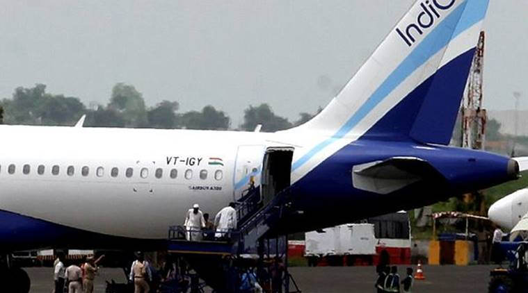 Two IndiGo Aircraft Grounded after Engine Problems During Take-off