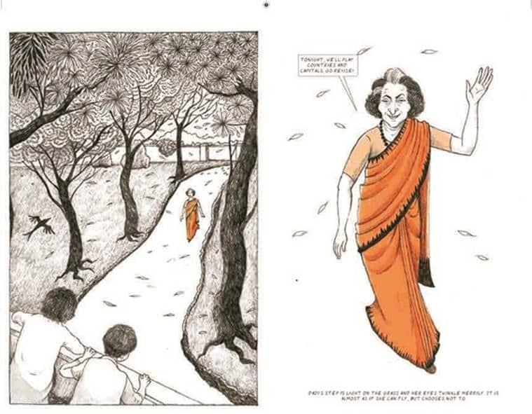 Indira Gandhi, Books On Indira Gandhi, Books On Iron Lady, Indira, Talk News, Latest Talk News, Indian Express, Indian Express News