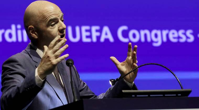 Gianni Infantino plans for new global tournaments back on FIFA agenda