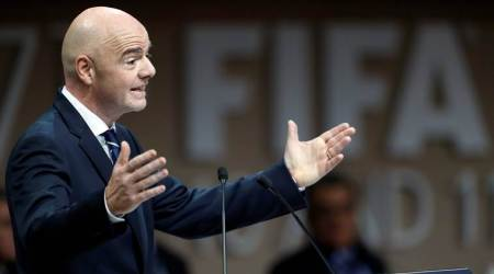 Africa backs Gianni Infantino for FIFA re-election next year