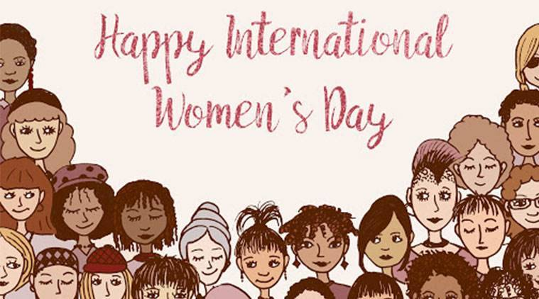 Image result for Happy International Women's Day 2018