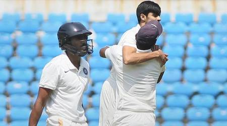 Irani Cup: Rajneesh Gurbani puts Vidarbha on brink of win after record 800/7