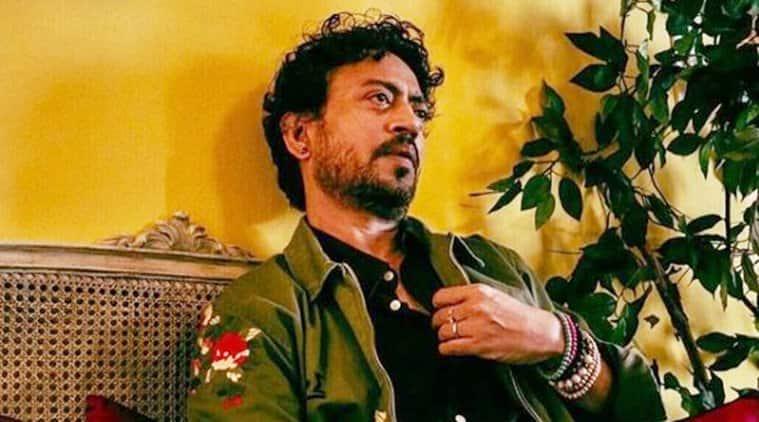 Irrfan Khan Back In India