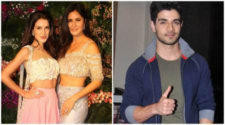 It's official: Katrina Kaif's sister Isabella to debut with Sooraj Pancholi in a dancefilm