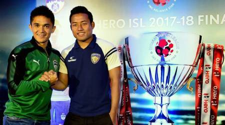 The (South) Indian Super League: Bengaluru FC host Chennaiyin FC in ISL final